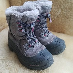 """Columbia Snowboots, """"Bugaboot"""" in Suede Leather"""